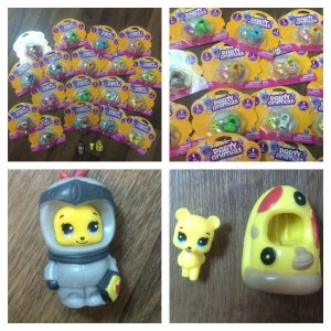 Party Animals as Cheap Easy Fine Motor Toy